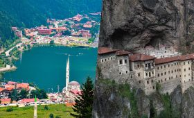 Our Private Tour Opportunities for Park Dedeman Trabzon