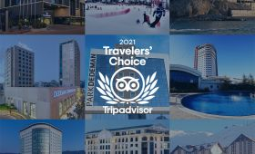 Dedeman Quality Crowned With The ''Traveler's Choice'' Award